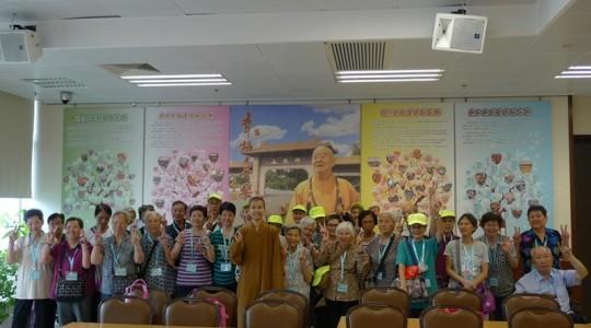 2014.06.19 香港耆康老人福利會啟業長者鄰舍中心的長者參訪