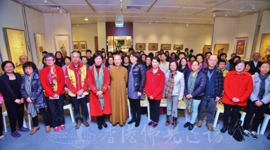 「百年守望」沈繡藝術展開幕典禮