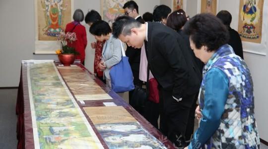 「法界風華‧相遇永恒」鍾筱攸作品展