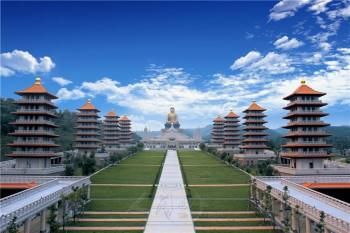 佛光山佛陀紀念館。 圖/人間通訊社提供