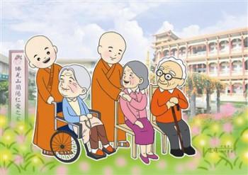 話說數十年前,東方佛教學院第二期學生舉行畢業典禮,我關心大家畢業以後想要做什麼,就對他們說:「畢業後,不一定只在寺院裡念經,也可以從事文化、教育、慈善工作。」圖/道璞