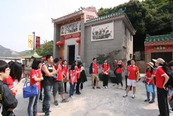 索罟灣天后古廟