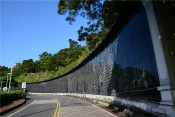佛光大學百萬人功德碑牆。 圖/人間通訊社提供