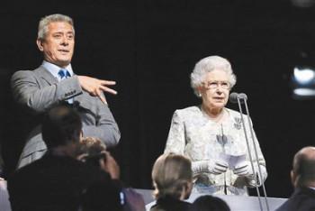 英國伊莉莎白女王。 圖/美聯社