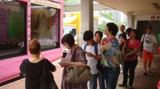 傳媒報導 民眾歡喜來浴佛