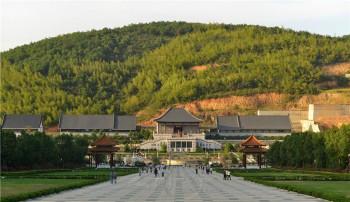 佛光祖庭宜興大覺寺一景。 圖/人間通訊社提供