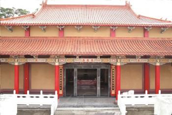 佛光山開山後首先增設之別分院─福山寺。 圖/佛光山寺提供