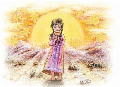 星雲說喻 -- 拉達克的小孩|人間福報