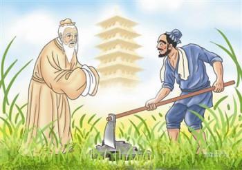 星雲說喻 建寺的功德 圖/道璞