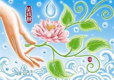 禪宗的六祖惠能大師,他的禪法影響了中國禪學的方向。六祖大師居於曹溪一地,後人常形容他的禪法如同曹溪一滴水,流遍天下。縱觀有心於學禪的人,哪一個不受他禪學思想的薰陶呢?圖/道璞
