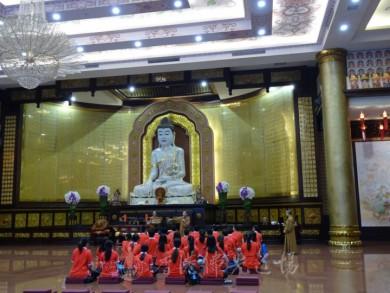 金光明寺參訪