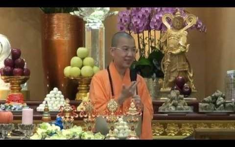 瑜伽焰口法會儀軌說明(八)