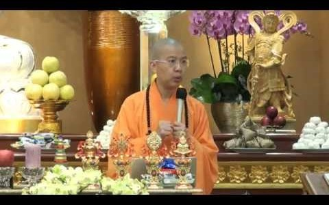 瑜伽焰口法會儀軌說明(四)