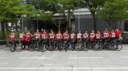 香港佛光青年團2015單車同樂日