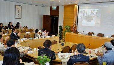 南天大學「人間佛教中心」主任覺瑋法師歡迎專家學者有機會到南天大學進行學術討論。