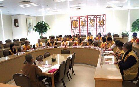 國際佛光協會香港分會理事、督導講習會