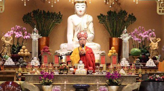 2016瑜伽焰口法會第二場 外在變化 內在穏守