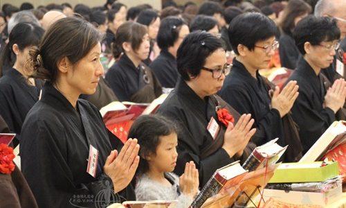 2016梁皇寶懺法會第二梯次卷九、卷十 禮懺圓滿  再次出發