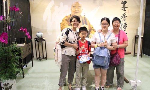 2017香港書展 文化書香展新貌 法寶結緣海會來