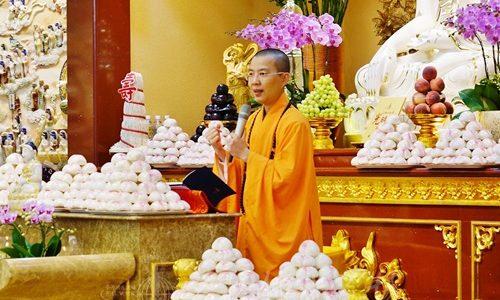 2017年孝道月地藏法會  常恭敬供養 猶為未報恩