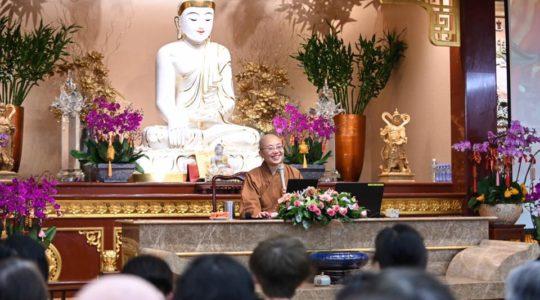 諸事吉祥系列佛學講座 ─ 「人間佛教的梵唄音樂管理學」20190223
