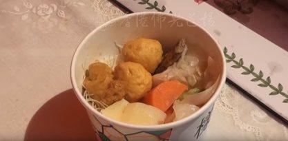 人氣亞洲蔬食小吃 進駐維園佛誕嘉年華
