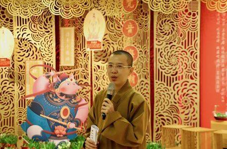 香港佛光道場庚子年新春特展開幕 展館特色:信仰培福 智慧傳承